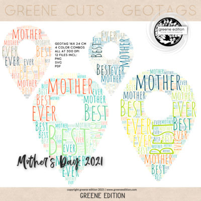 greene editin, Mothers Day 2021