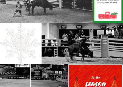 greene edition - digital scrapbooking freebie - Merry Christmas pocket cards - project life