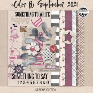 September 2021 Color Qi Mini
