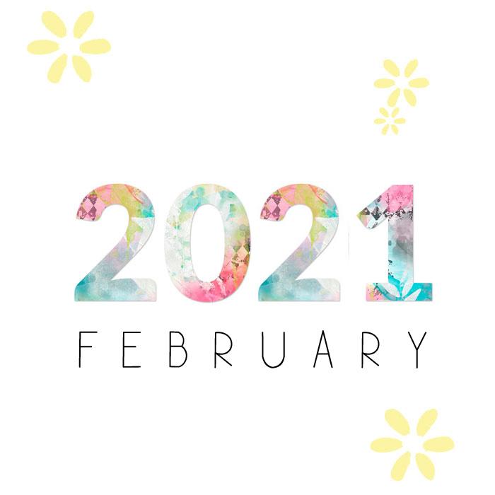 The Big February 2021 Gallery, greene edition