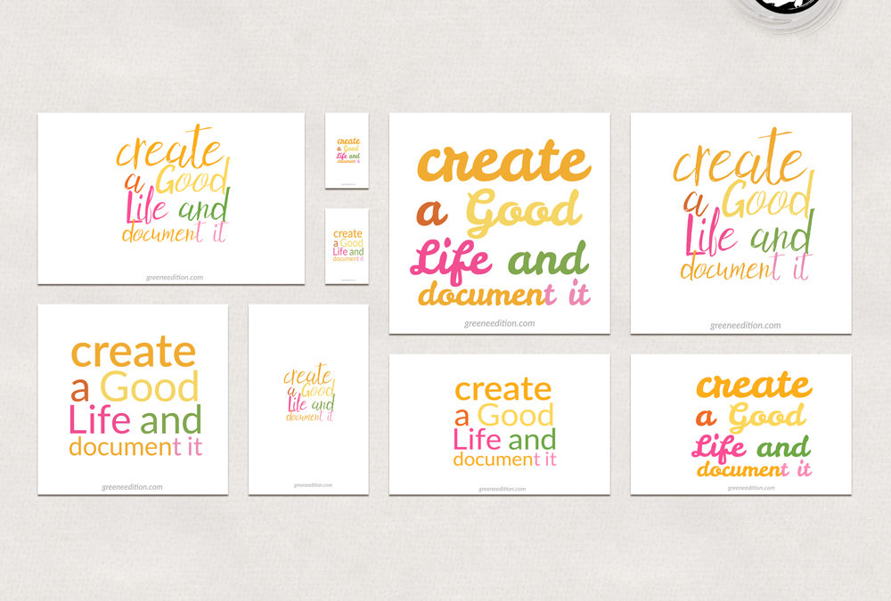 Oct 2021 CAGLADI  – Create A Good Life And Document It