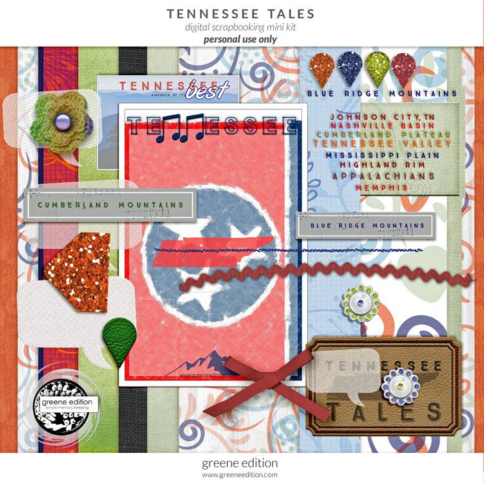 https://i.imgur.com/2rYfNXc.jpg, Tennessee Tales Scrapbooking Kit