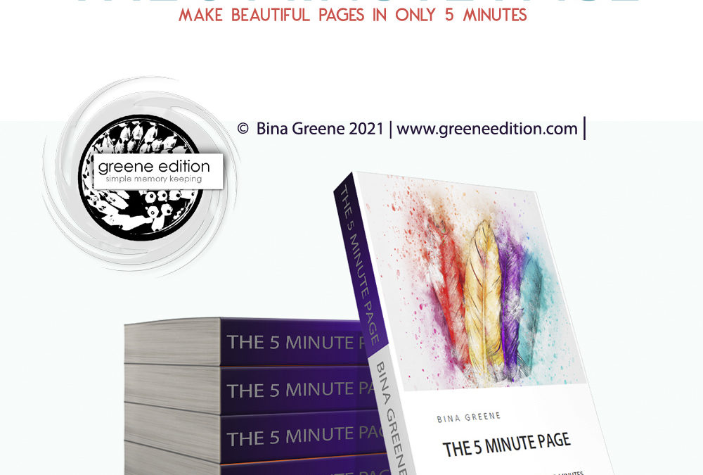 New & Easy: The 5 Minute Page eBook