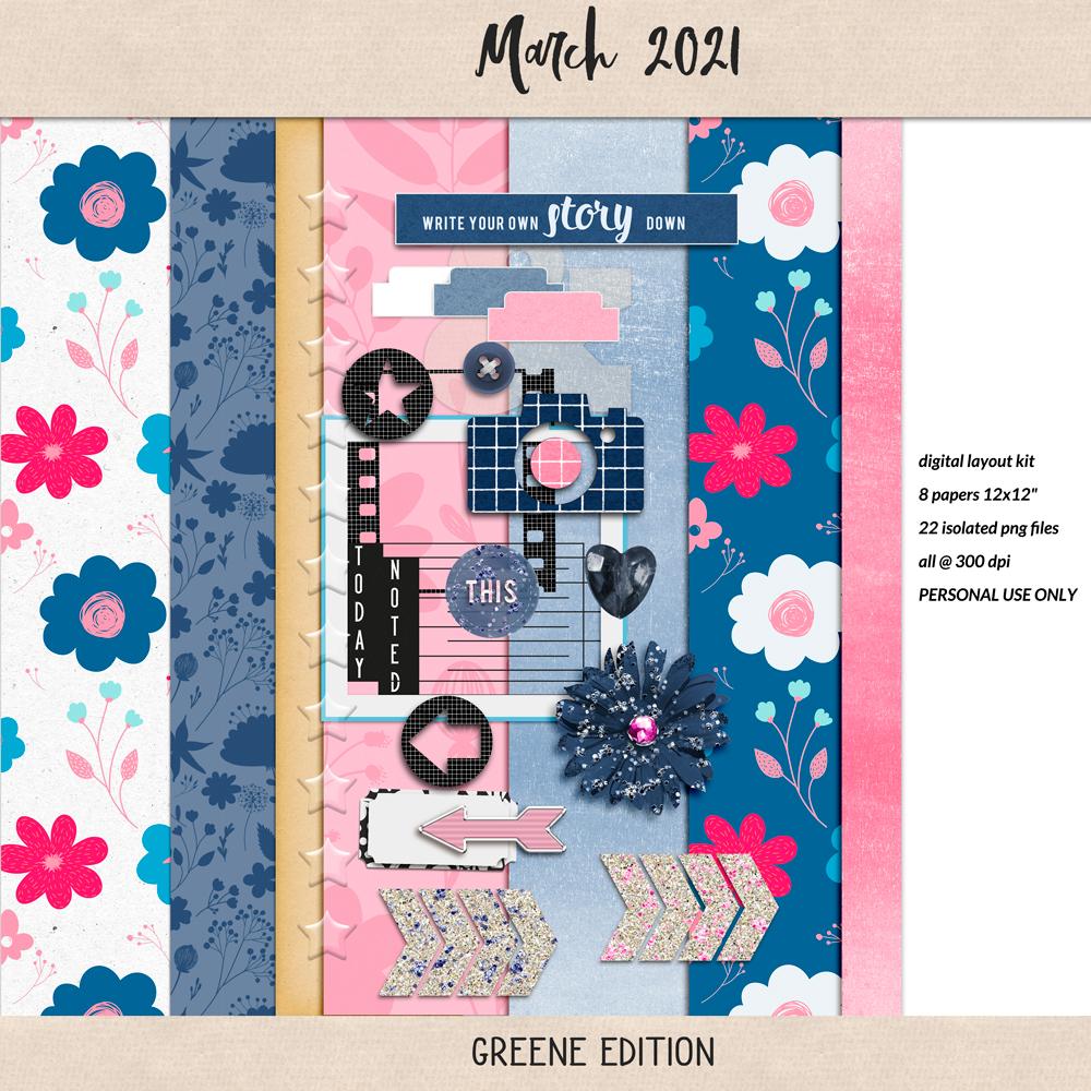 March Mini 2021