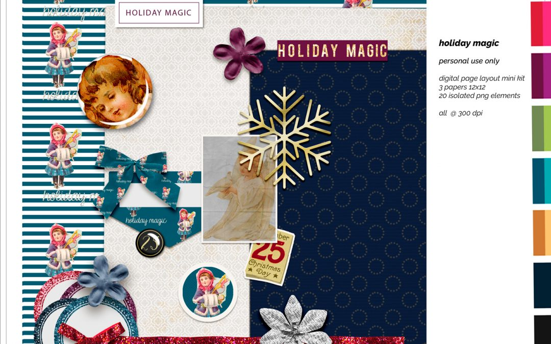 Holiday Magic Free Kit